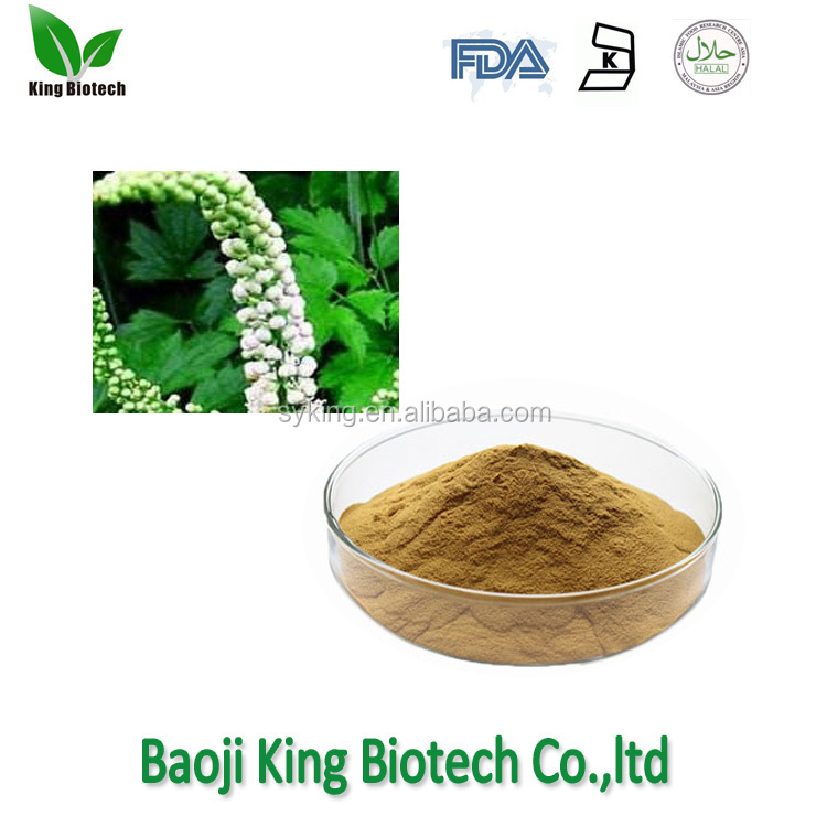Manufacturer Supply black cohosh powder