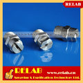 Industrial Washing and Degreasing Axial Jet Flat Spray Nozzle
