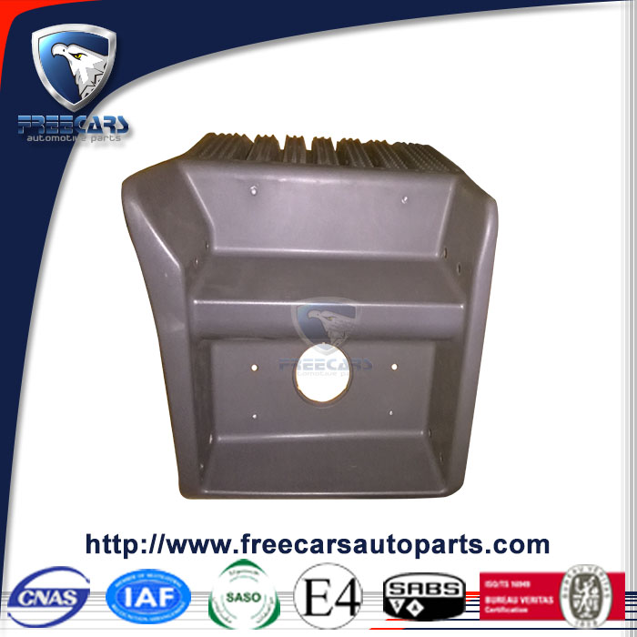 cover battery W/O brackets and steps suppliers for Scania truck body parts