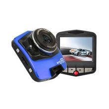 Factory price 2.5 inch Screen with G sensor Cycle Recorder Dash cam full hd 1080p Car Dvr Camera