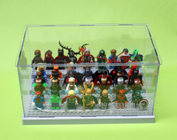 Acrylic toy display For LEGO