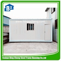 Low cost steel prefabricated houses and container house