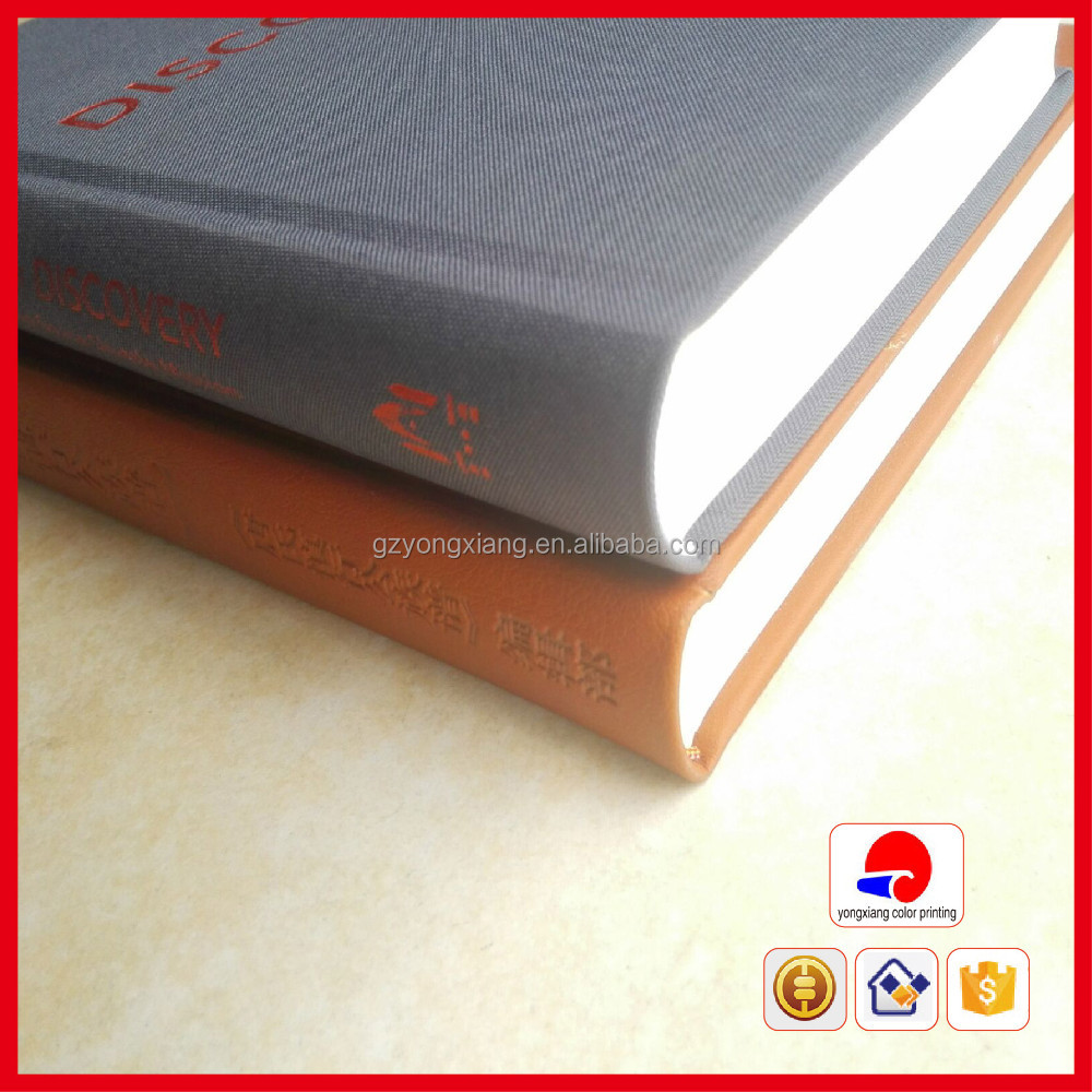 [Direct Factory+Quick Response]cloth book printing cloth hardcover book [High quality+ Cheap price]
