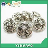 customized fancy high quality decorative snap fasteners for clothes