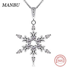 Hot sale silver 925 pendant necklace with 925 silver chain 18 inches