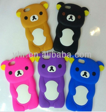 Squishy Case Kneading Soft Silicone Finger Pinch Cute Mobile Phone TPU Protective Cover for Girls Women