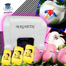 flower petal printers flower printing machine hot sale