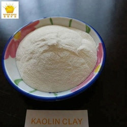 New product white washed china kaolin clay filler