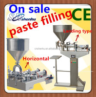High Quality Semi Automatic Cream Filling Machine For Hair Conditioner, Lotion, Shampoo,Paste,Cream,Tomato Sauce 30-300ml