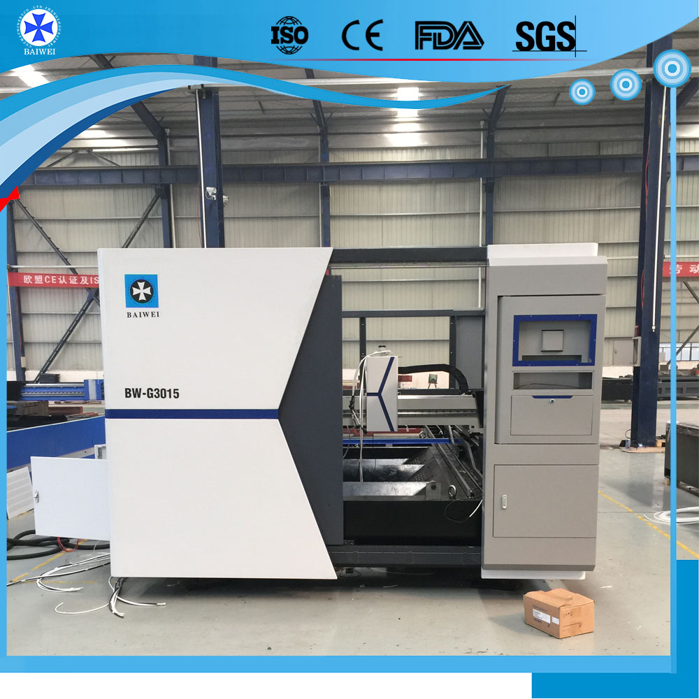 Cabinets fiber laser metal cutting machinery cutter for steel copper plate