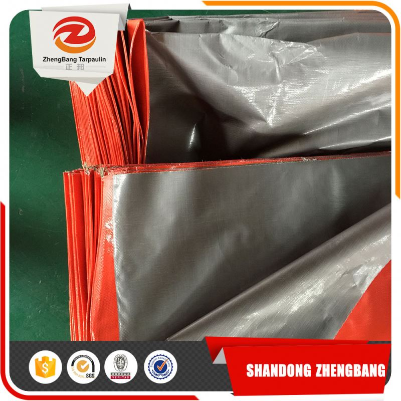 white thick thin plastic poly sheeting roll