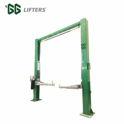 4T Manual 2 post car lift used car hoist for sale