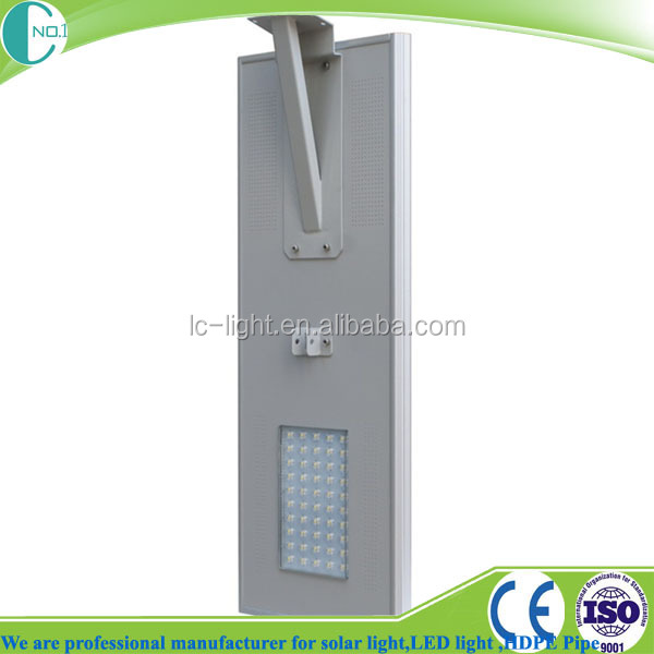 newly product in china market 3years warranty all in one led solar street light with factory direct solar powered energy led