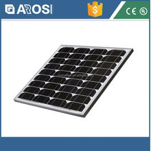 Arosi high quality best price 130w solar panel panel pc sd-omega hong kong company