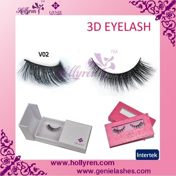 Super 3D Synthetic Strip Lashes