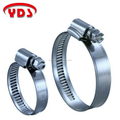 Stainless steel german type hose clamp for auto spare parts and water pump