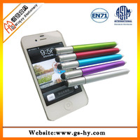 Plastic stylus writing pen for iphone ipad touch