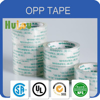 no.1 manufacturer adhesive clear bopp packaging tape