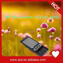 Hot sale black 8GB Original unlocking slider mobile phone N95