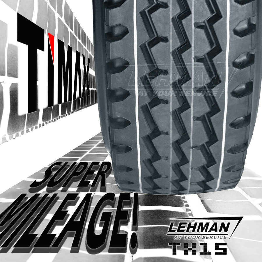 288000kms! TIMAX Best Quality Radial Truck Tire 9.00x20, 900r20, 9.00R20