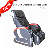 New Luxury Cheap Commercial Massage Chair/Coin Operated Massage Chair