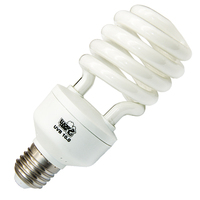 Reptile Product Energy Saving UVB Compact Fluorescent Lamp