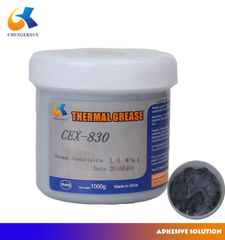 OEM Thermal Conductivity Silicone Grease for power supply