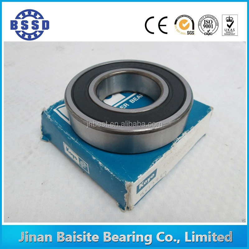 Origin Japan koyo deep groove ball bearings 6300