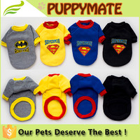 Cheap Best Dog Clothing Manufacturers Pet Cloth Made By Cotton Fabric Pet Apparel & Accessories