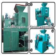 Sponge iron briquette making machine