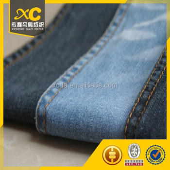 8oz 100%Cotton Denim Jeans Fabric
