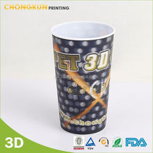 Environmental Advertising Inflatable 3D Cup Model