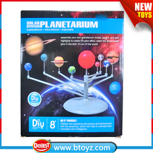 New Design science Toy Planets Model for Kids