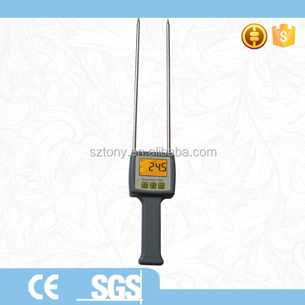 Coffee green moisture meter, digital grain moisture meter TK25G