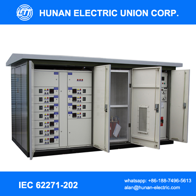 Prefabricated Substation/Compact Substations/kiosk Subsation