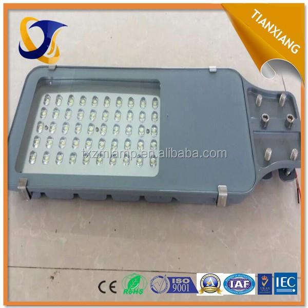 Led Street Light Hs Code Ce Ccc Certification 45 Watt Led