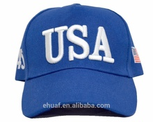 Wholesale 45 president campaign embroidery qualified American USA cap hat