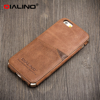 QIALINO Super Quality Top Head Leather Keyboard For Iphone 6S For Iphone 6S Plus Case