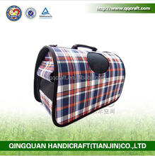 BSCI QQ Factory Iata Approved Pet Carries Cat Travel Bag Portable Dog Carry Bag