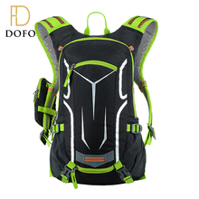 Super lightweight design cheap waterproof sport cycling hydration backpack
