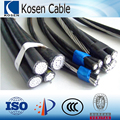 ABC Cable - AAC/AAAC/ACSR/XLPE Aerial Bundle Conductor