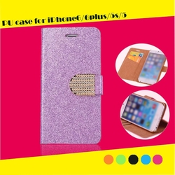 New coming pu case for iphone 5 different colors available factory wholesale