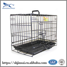 Chinese Factory Pet Supplies Weld Wire Mesh Dog Cage
