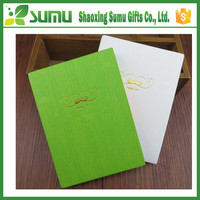 High Quality New Arrival Customized Embossied Colored Diary Papper Hard Cover Travel Notebook