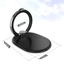 Cell Phone Ring Holder Stand for Hand 360Rotation Kickstand for Magnetic Car Mount Hand Grip Finger Ring