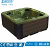 Top quality outdoor promotion spa adult portable bathtub M-3382