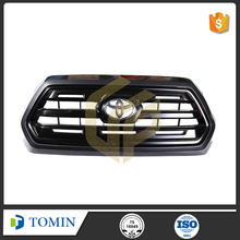 Low price hot new black billet front grille for toyota 2016 for tacoma