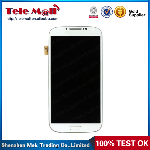 Wholesale LCD display For Galaxy S4 LCD, for s4 lcd, For Samsung Galaxy S4 touch screen