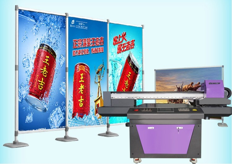 UV flatbed printer SU1015-V05