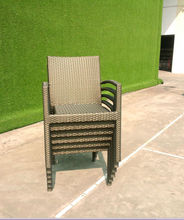 MD-6004 Comfortable cheap rattan peacock chair rattan